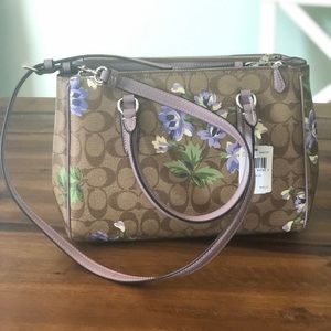Coach lily carryall